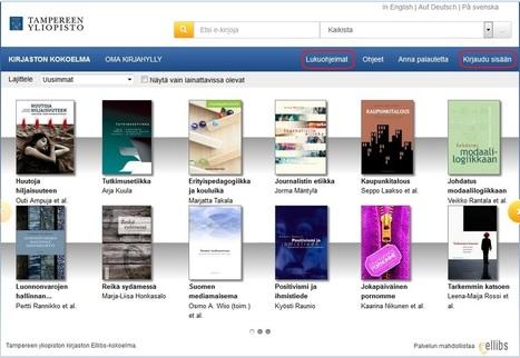 Lisää kotimaisia e-kurssikirjoja yhteistyöllä | Kirjastoikkuna | E-kirjat | Scoop.it