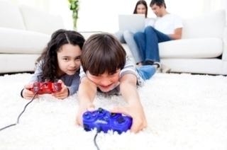 El papel de los videojuegos en el desarrollo de los niños | www.elbebe.com | Familia 2.0 | Scoop.it