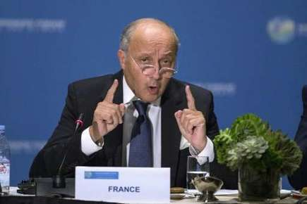 France's Fabius urges stragglers to publish emissions data | Inequality, Poverty, and Corruption: Effects and Solutions | Scoop.it