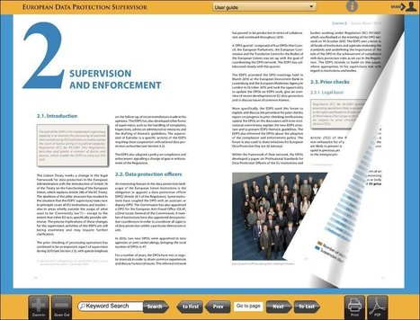 Le contrôleur européen de la protection des données viens de publier son rapport annuel pour 2013 #CNIL #AFCDP | #Security #InfoSec #CyberSecurity #Sécurité #CyberSécurité #CyberDefence & #DevOps #DevSecOps | Scoop.it