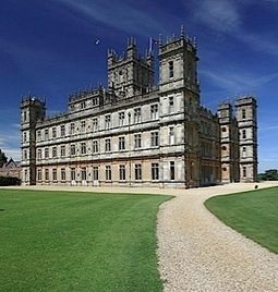 America Loves the Landscape of TV's Downton Abbey- | Annie Haven | Haven Brand | Scoop.it
