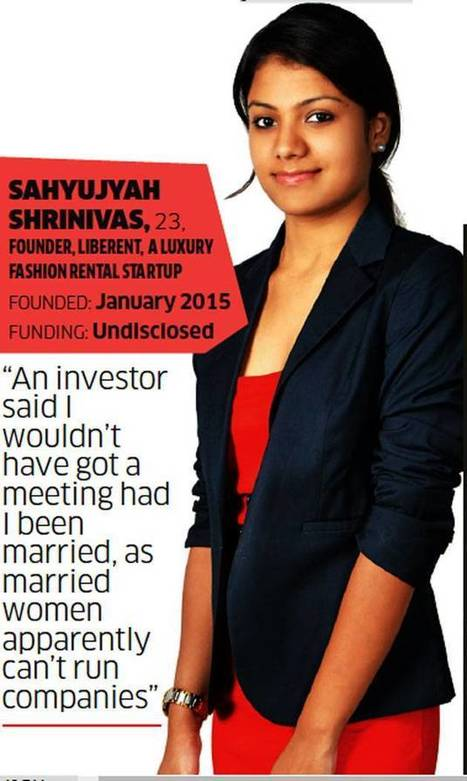 How gritty women entrepreneurs are fighting prejudice in startup funding ecosystem - The Economic Times | Women Startups | Scoop.it