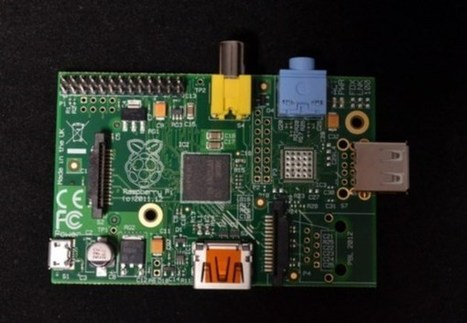 25 Raspberry Pi now available in the US - Geek.com   Raspberry Pi   Scoop.it