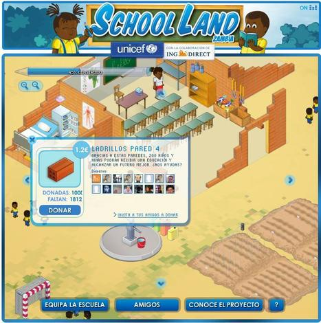 School Land, la primera escuela que se construye en Facebook y se hace realidad en Zambia | #eLearning, enseñanza y aprendizaje | Scoop.it