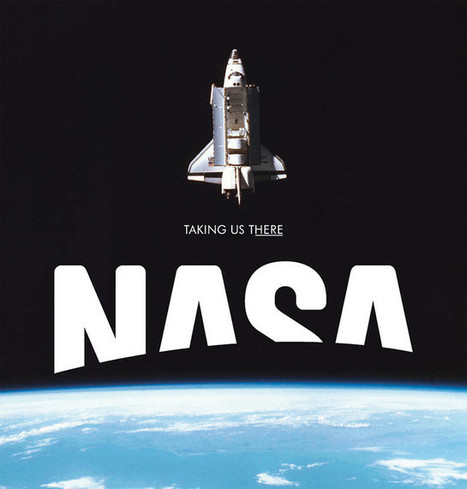 NASA's Logo Redesigned To Be Truly Out Of This World | timms brand design | Scoop.it