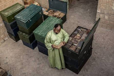 The Librarian Who Saved Timbuktu's Cultural Treasures From al Qaeda | Magpies and Octopi | Scoop.it