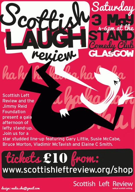 Scottish Laugh Review | Culture Scotland | Scoop.it