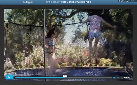 Instagram introduces Hyperlapse, fast-forward video sharing! | Social-Local-Mobile by TraX | Scoop.it
