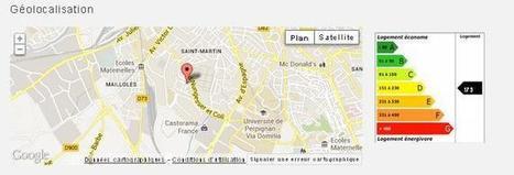 Géolocalisation des annonces sur les sites immobilier   Création site immobilier   Immobilier   Scoop.it