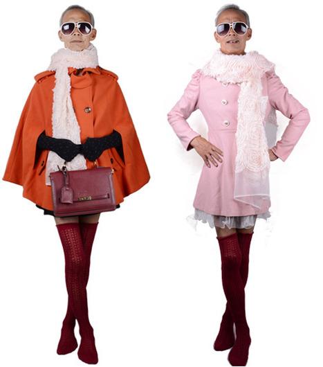 La nouvelle égérie d'une boutique en ligne de vêtements féminins est un papy chinois de 72 ans | TV, new medias and marketing | Scoop.it