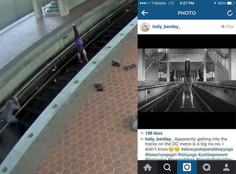 Woman Arrested for Photo Shoot on Metro Tracks | xposing world of Photography & Design | Scoop.it