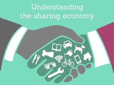 The sharing economy: Using business as a force for good - Virgin.com | quest inspiration | Scoop.it