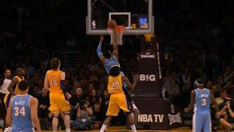 Vidéo : Andre Iguodala rate l'immanquable... 2 fois !   Basket ball , actualites et buzz avec Fasto sport   Scoop.it