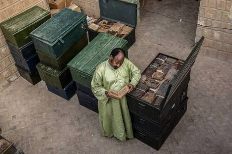 The Librarian Who Saved Timbuktu's Cultural Treasures From al Qaeda | LibraryHints2012 | Scoop.it