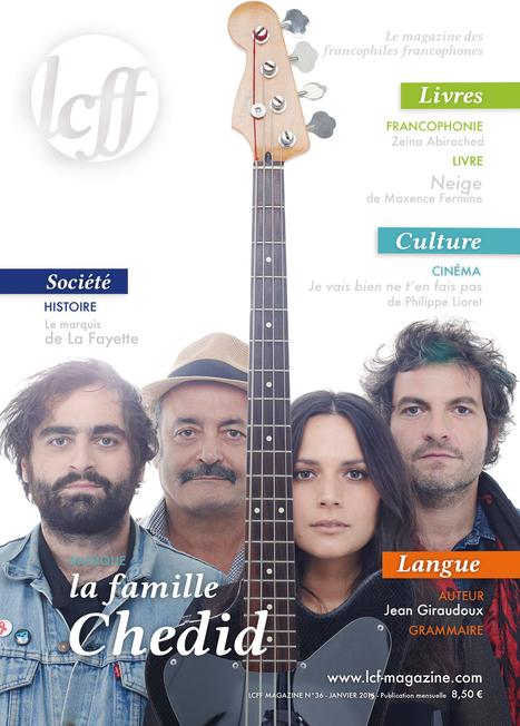 Sortie N°36 LCFF | Magazine Langue et cultures françaises et francophones LCFF | Scoop.it