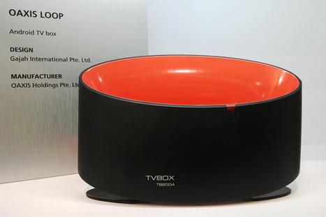 Un parlante flotante, Android en la TV, la consola de videojuegos y ... - Lanacion.com (Argentina) | Tecnologia | Scoop.it