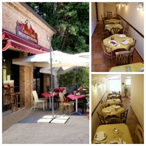 Best Le Marche Restaurants | Poesia a Tavola - Recanati | Le Marche and Food | Scoop.it