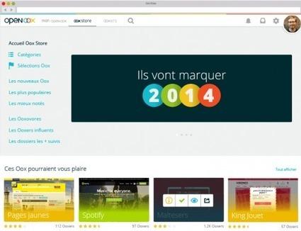 Openoox, une nouvelle façon de stocker, classer et partager des liens | Le Top des Applications Web et Logiciels Gratuits | Scoop.it