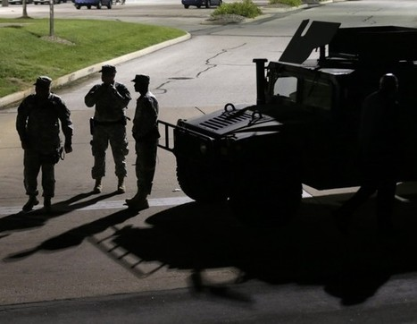 Ready For War': 1,000 Police Officers Mobilized In Advance Of Grand Jury Ruling In Ferguson | SocialAction2015 | Scoop.it