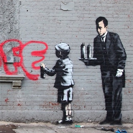 11 PR Lessons We Learned from Banksy - PRNewser | all | Scoop.it