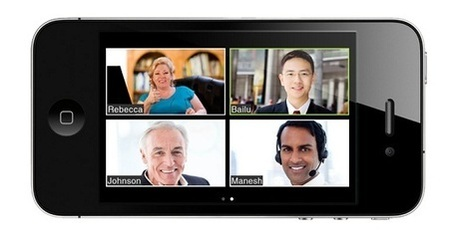 Free HD Videoconferencing Across Platforms with Zoom.us | IKT och iPad i undervisningen | Scoop.it