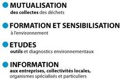 Connaissez-vous Ecopal ? Un bel exemple d'Ecolo... | écologie industrielle et territoire | Scoop.it