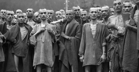 Holocaust Concentration Camps Pictures - The Holocaust - HISTORY.com | AdLit | Scoop.it