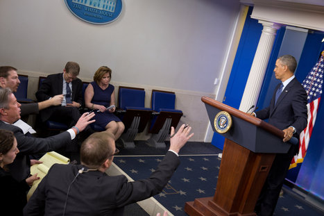 Obama Signals He'd Let Cuts Stand to Avoid U.S. Shutdown | Littlebytesnews Current Events | Scoop.it