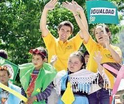 Desfilan niños con discapacidad para promover amor y gratitud - Heraldo de chihuahua | Seminario de valores en lo común | Scoop.it