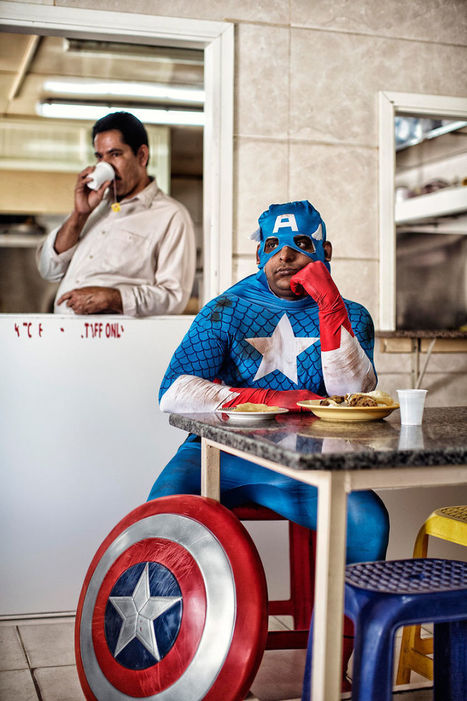The superheroes lifestyle On Camera | picturescollections | Scoop.it