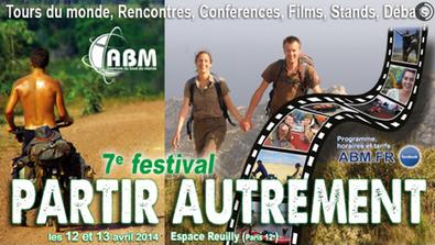 Tourisme durable : 7ème édition du festival Partir Autrement - I-Voyages | Voyage - Tourisme | Scoop.it