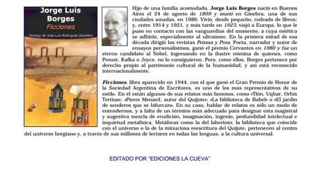 Ficciones Jorge Luis Borges.pdf | Educacion, ecologia y TIC | Scoop.it