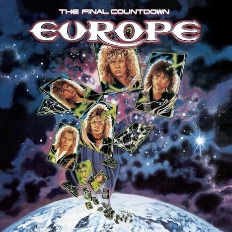 Europe - The Final Countdown (1986) | Full magazine feed | Scoop.it
