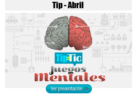 Tip de TIC - Abril 2015 | Tip de TIC | Scoop.it
