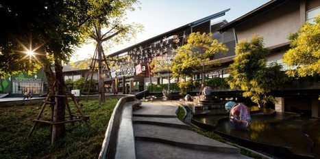 Central Plaza Chiang Rai by Shma Company Limited « Landezine | Landscape Architecture Works | What Surrounds You | Scoop.it