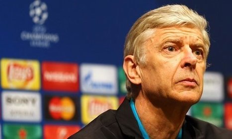Arsène Wenger reaffirms commitment to Arsenal | video - The Guardian | AC Affairs | Scoop.it