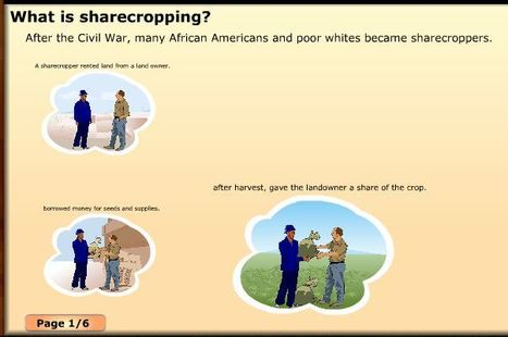 Explore the Sharecropping Cycle | Sharecropping | Scoop.it