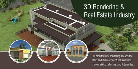 3D Rendering & Real Estate Industry | Nova Scotia Real Estate Investing | Scoop.it