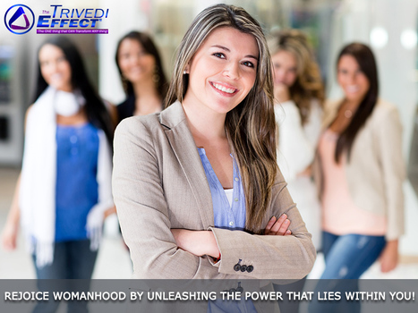 Discover your stronger self this Women's Day! | Wellness | Scoop.it