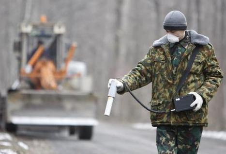 Tchernobyl s'est transformée en une réserve unique pour animaux sauvages | 2050 | Scoop.it