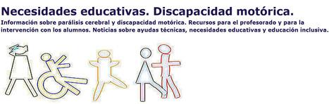 Necesidades educativas. Discapacidad motórica. | ajudetes | Scoop.it