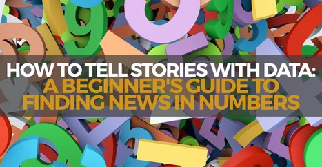 How to Tell Stories with Numbers | Scriveners' Trappings | Scoop.it