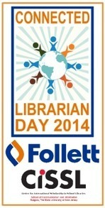 Connected Librarian Day - Connect Oct. 7 - 8 free resources | digital divide information | Scoop.it