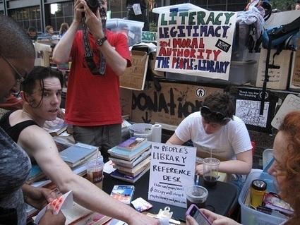 Mobilisation contre la fermeture de bibliothèques à Londres | LibraryLinks LiensBiblio | Scoop.it