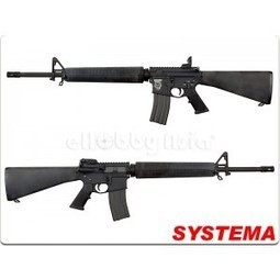 Systema PTW Professional Training Weapon M16A3 MAX Evolution (M150 Cylinder) | Walker Wargame | Scoop.it