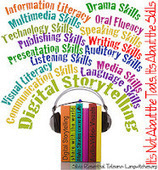 A Media Specialist's Guide to the Internet: 60 Sites for Digital Storytelling Tools and Information | Reading in the 21st century | Scoop.it