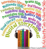 A Media Specialist's Guide to the Internet: 60 Sites for Digital Storytelling Tools and Information | Learning Commons - 21st Century Libraries in K-12 schools | Scoop.it