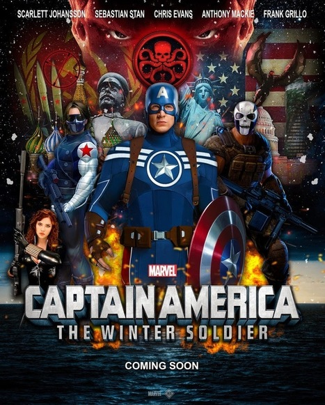 Movie Review: CAPTAIN AMERICA - THE WINTER SOLDIER Is An Action-packed Entertainer, Indeed A Must Watch! | Hollywood | Scoop.it