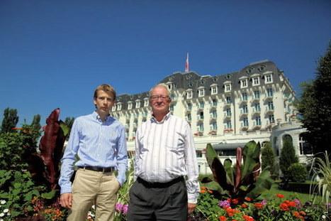 Annecy : le groupe PVG de La Clusaz  s'offre l'Impérial Palace | L'économie de la montagne | Scoop.it