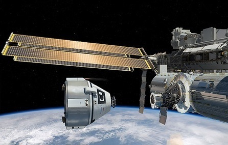 Paragon Awarded CST-100 Contract | New Space | Scoop.it